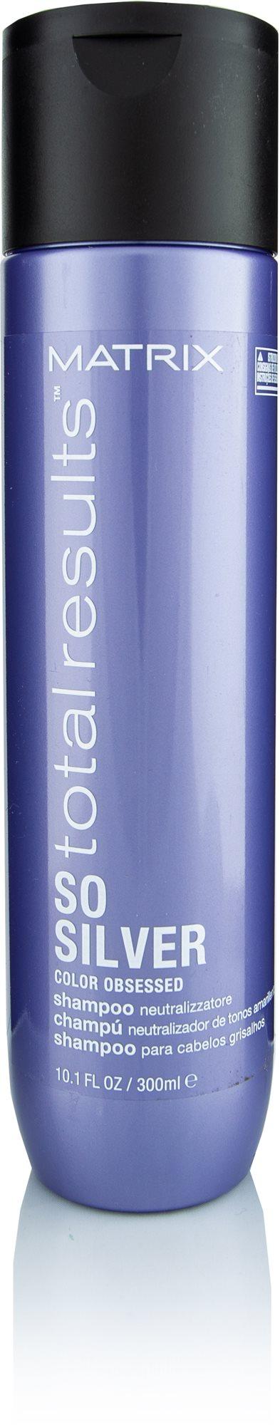 MATRIX PROFESSIONAL Total Results So Silver Shampoo 300 ml