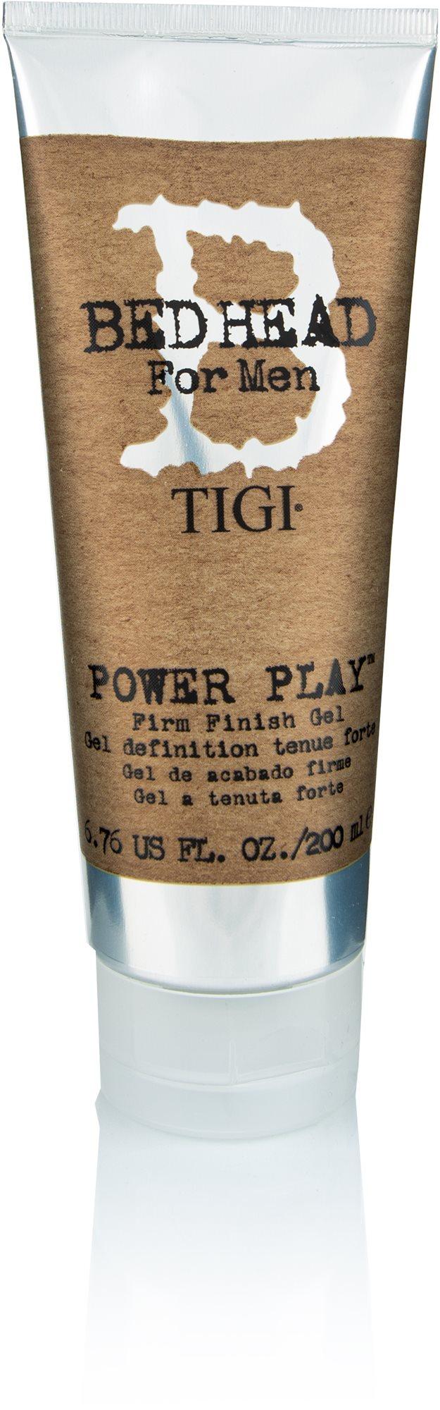 TIGI B For Men Power Play Gel 200 ml