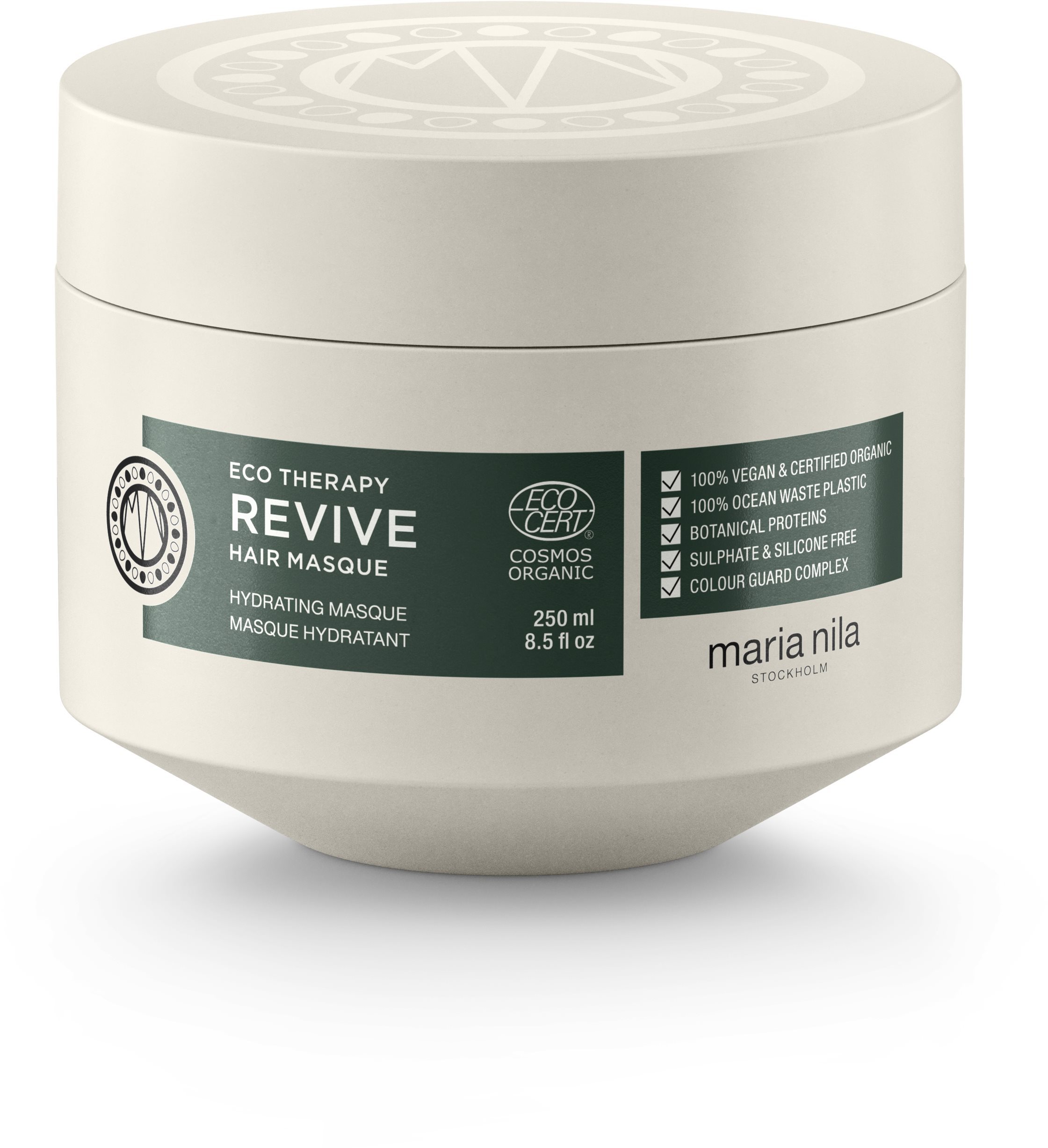 MARIA NILA Eco Therapy Revive Hydrating Mask 250 ml