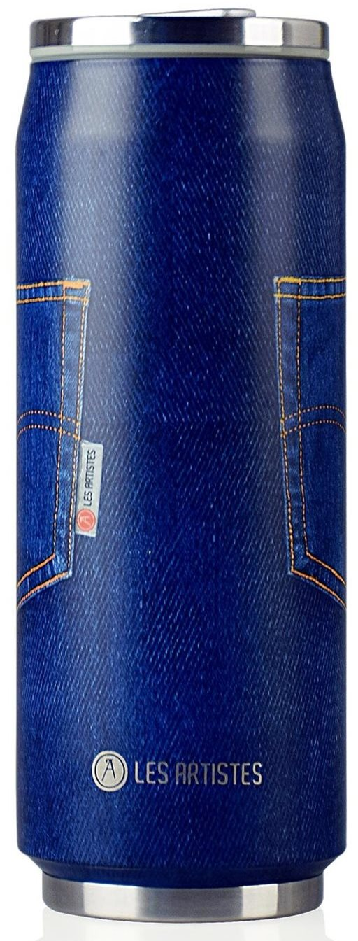Les Artistes Thermo bögre 500ml Blue Jean A-1885