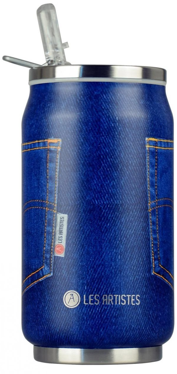 LES ARTISTES Blue Jean A-2030 Termo bögre 280ml