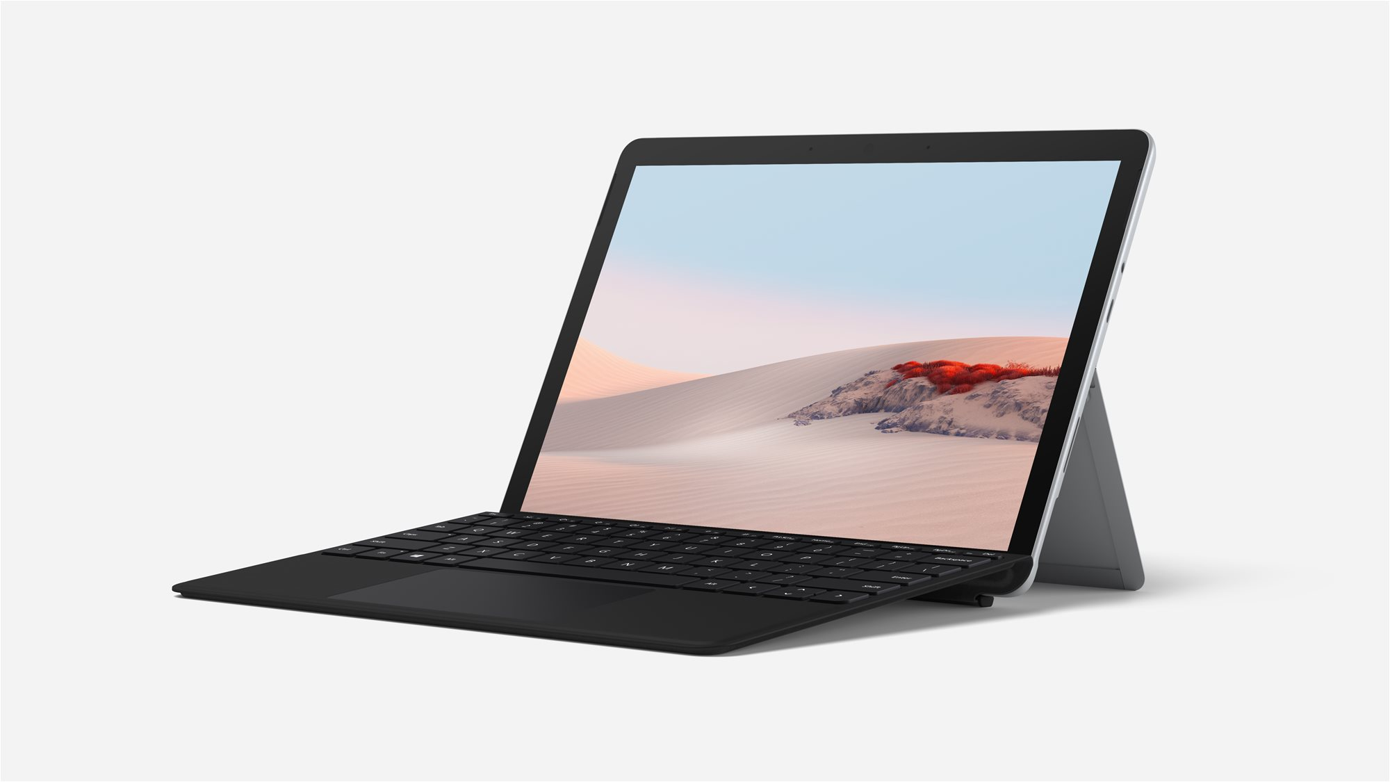 Microsoft Surface Go 2 64GB 4GB + EN/US billentyűzet a csomagban (fekete)
