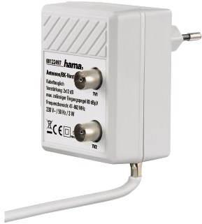 Hama antenna elosztó erősítővel