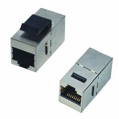 DATACOM kábel csatlakozók STP CAT6 2xRJ45 (8P8C) közvetlen