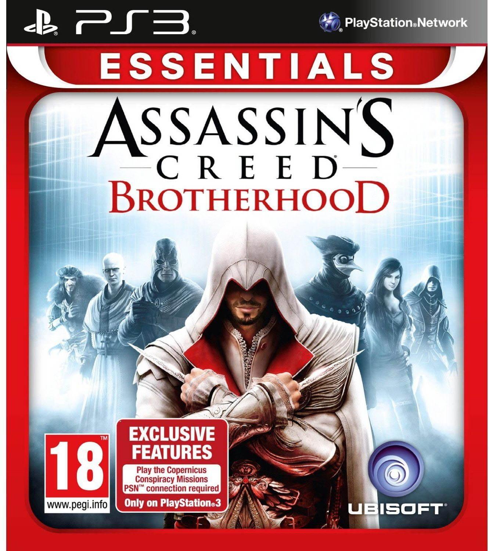 Assassins Creed: Brotherhood (Essentials Edition) - PS3