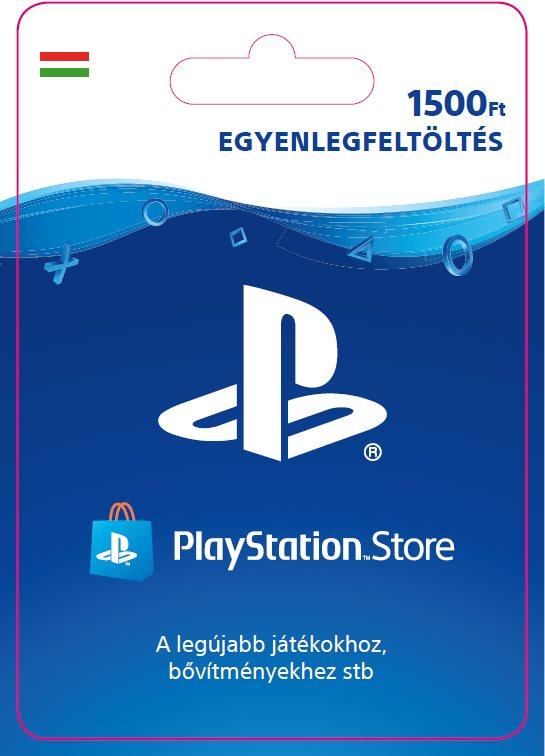 PlayStation Store - 1500 Ft - PS4 HU Digital