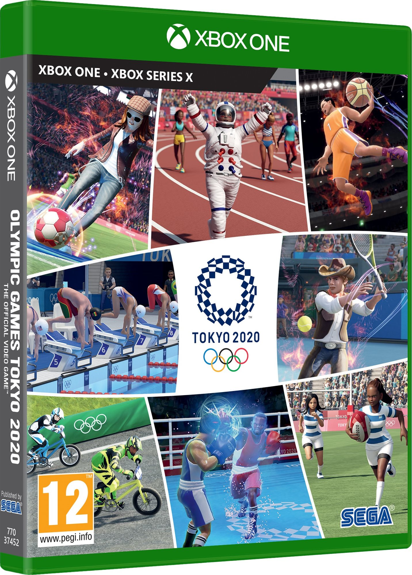 Olympic Games Tokyo 2020 - The Official Video Game - Xbox One