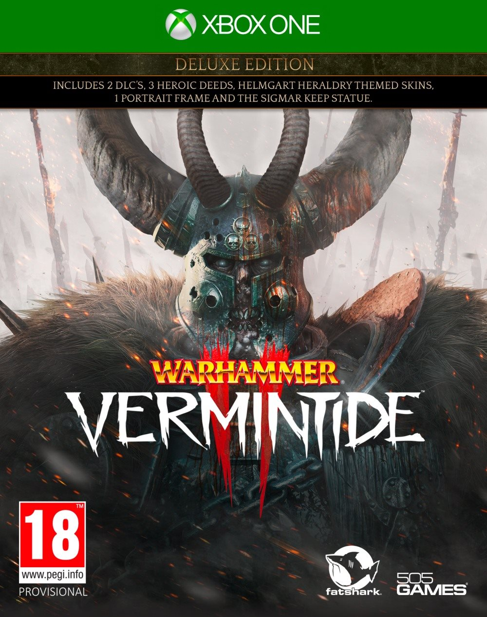 Warhammer Vermintide 2 Deluxe Edition - Xbox One