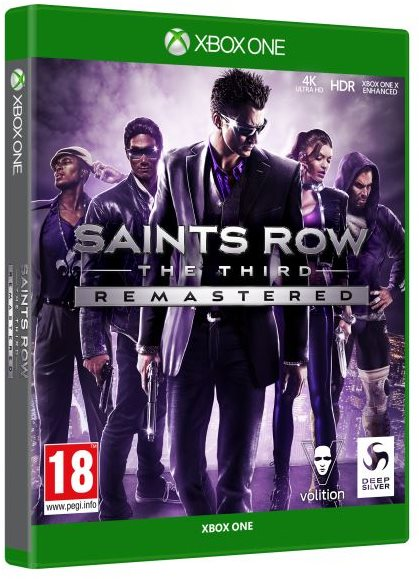 Saints Row: The Third - Remastered - Xbox One