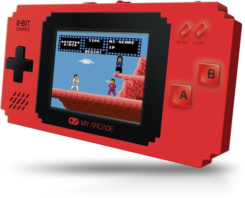 My Arcade Pixel Player