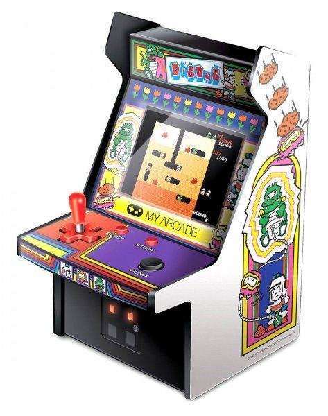 My Arcade Dig Dug Micro Player