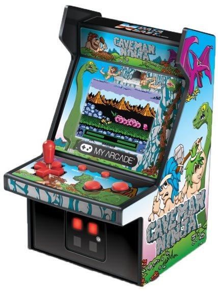 My Arcade Caveman Ninja Micro Player