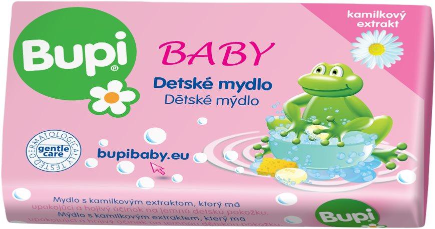 BUPI Baby Gyerek szappan kamilla kivonattal 100 g