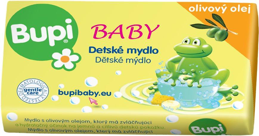 BUPI Baby Baba szappan olívaolajjal, 100 g