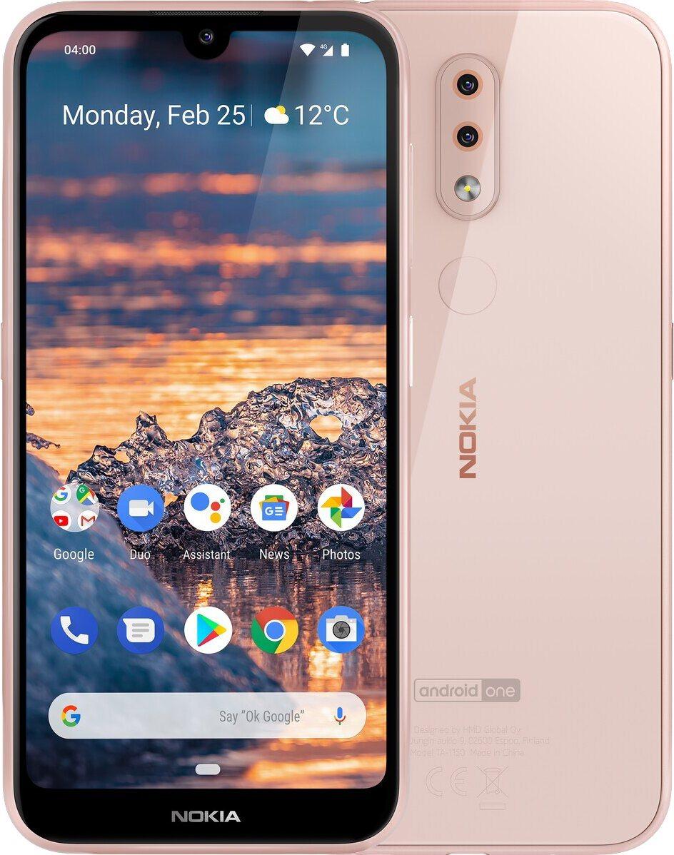 Nokia 4.2 rózsaszín