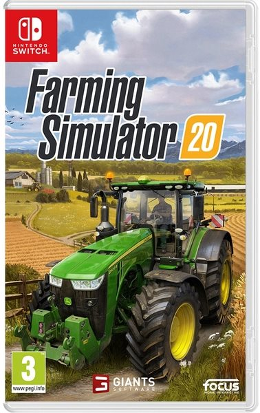 Farming Simulator 20 - Nintendo Switch