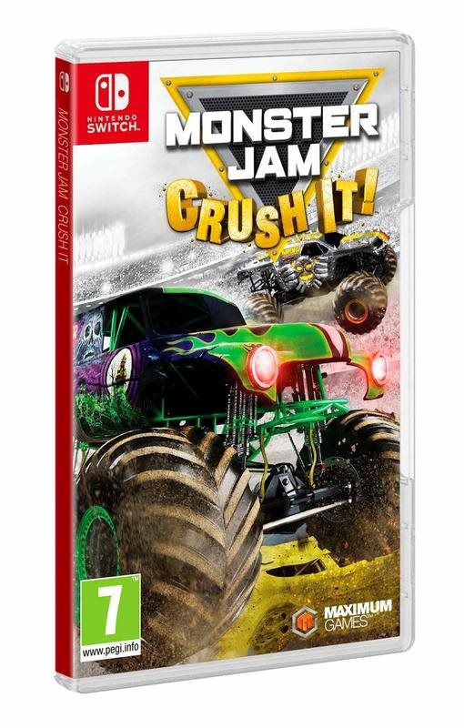 Monster Jam - Nintendo Switch