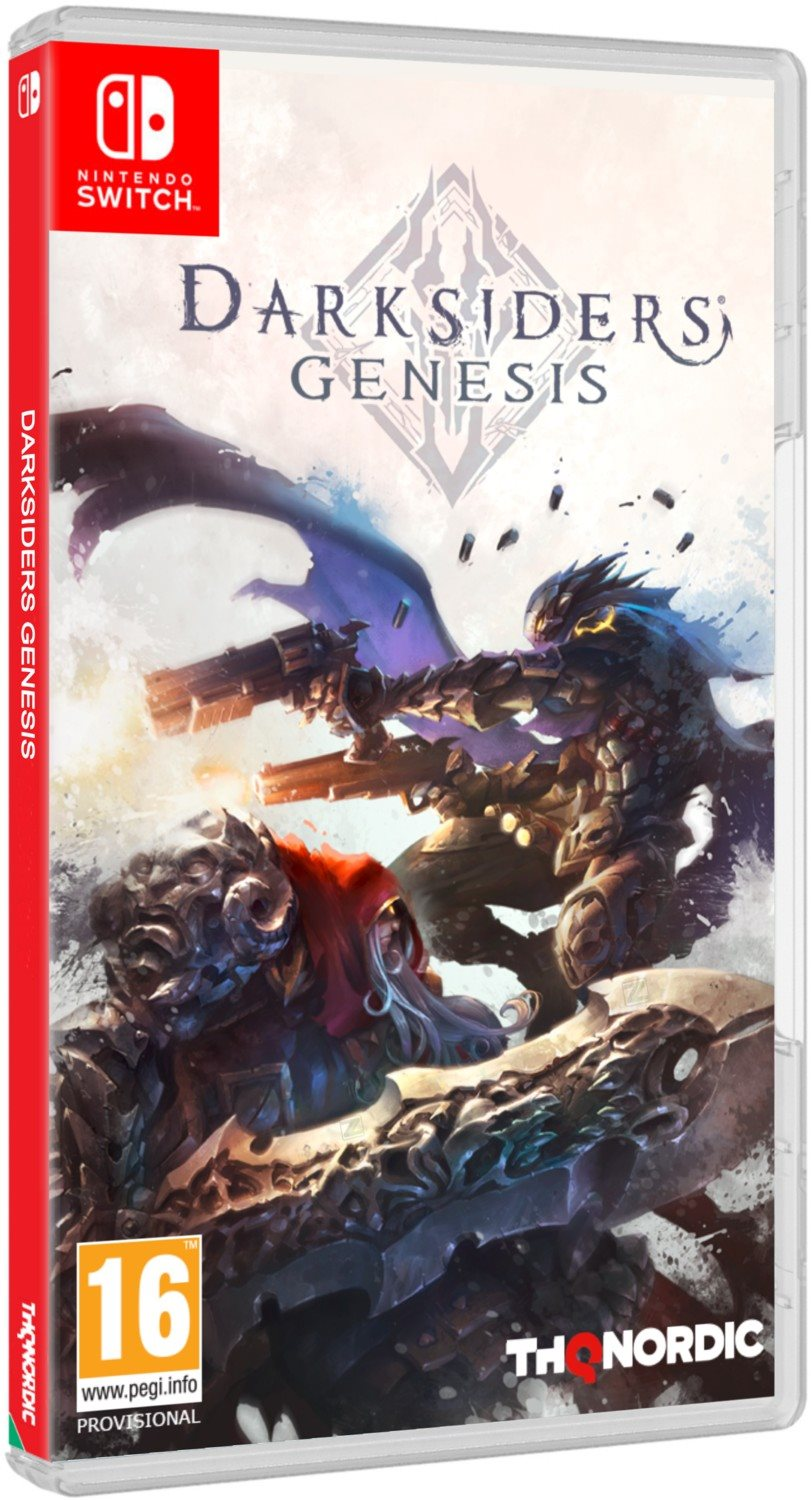 Darksiders - Genesis - Nintendo Switch