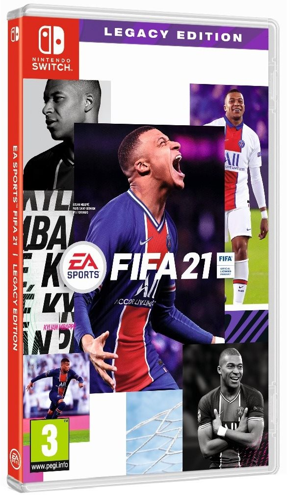 FIFA 21 - Legacy Edition - Nintendo Switch