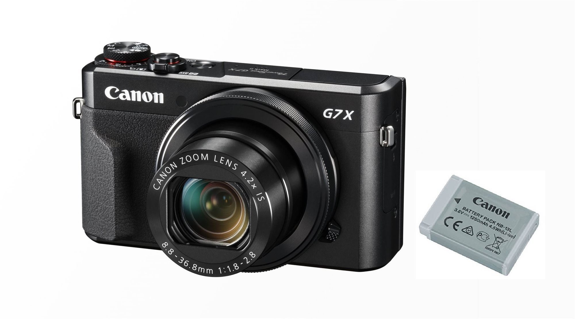 Canon PowerShot G7 X Mark II Battery Kit