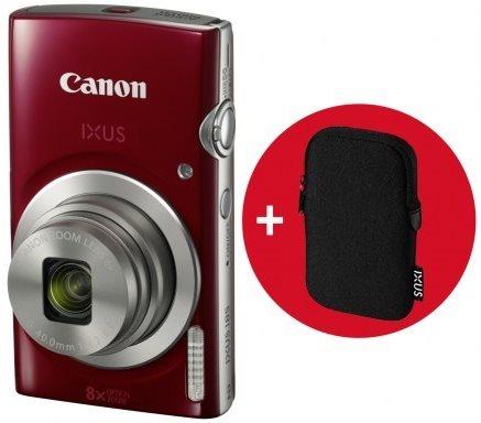 Canon IXUS 185 piros Essential Kit
