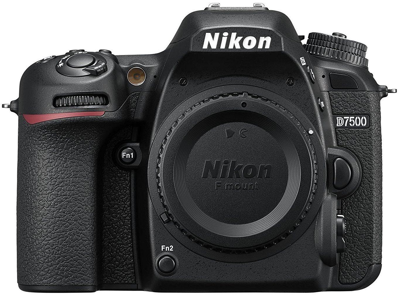 Nikon D7500 fényképezőgépváz