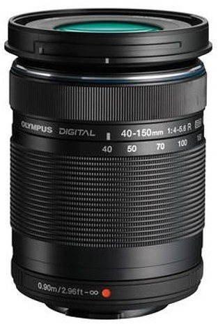 M.ZUIKO DIGITAL ED 40-150 mm f/4.0-5.6 R black