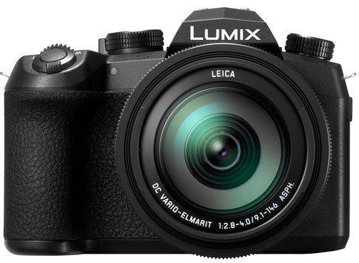 Panasonic LUMIX DMC-FZ1000 II, fekete