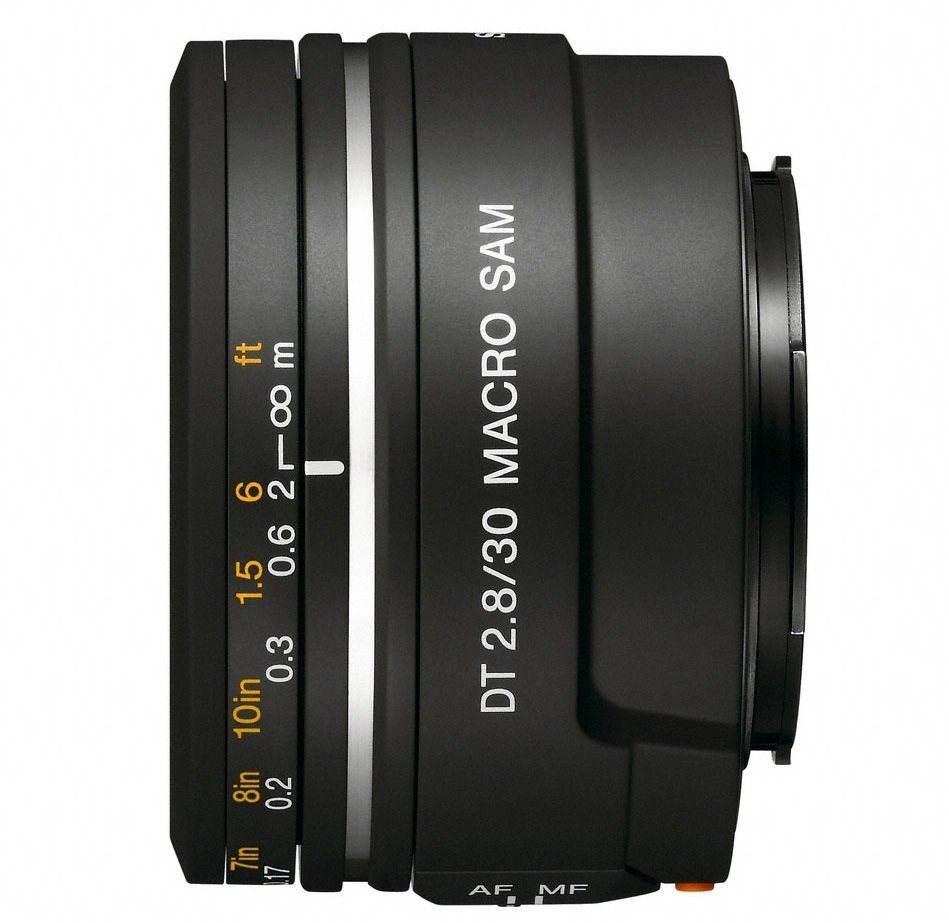 Sony 30 mm F2.8