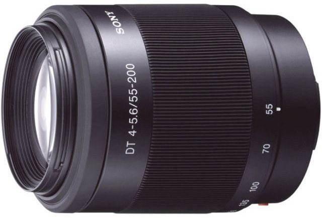 Sony 55-200 mm f/4-5.6