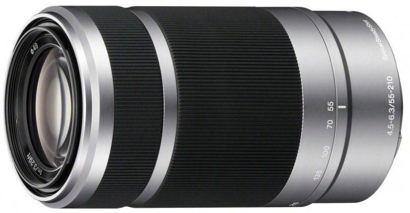 Sony 55-210 mm F4.5-6.3