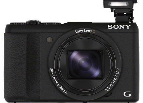 Sony Cybershot DSC-HX60 Fekete