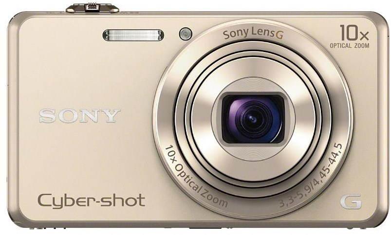 Sony Cybershot DSC-WX220 Champagne