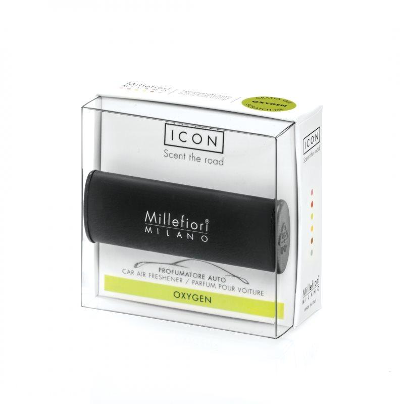 MILLEFIORI MILANO Icon Oxygen Black