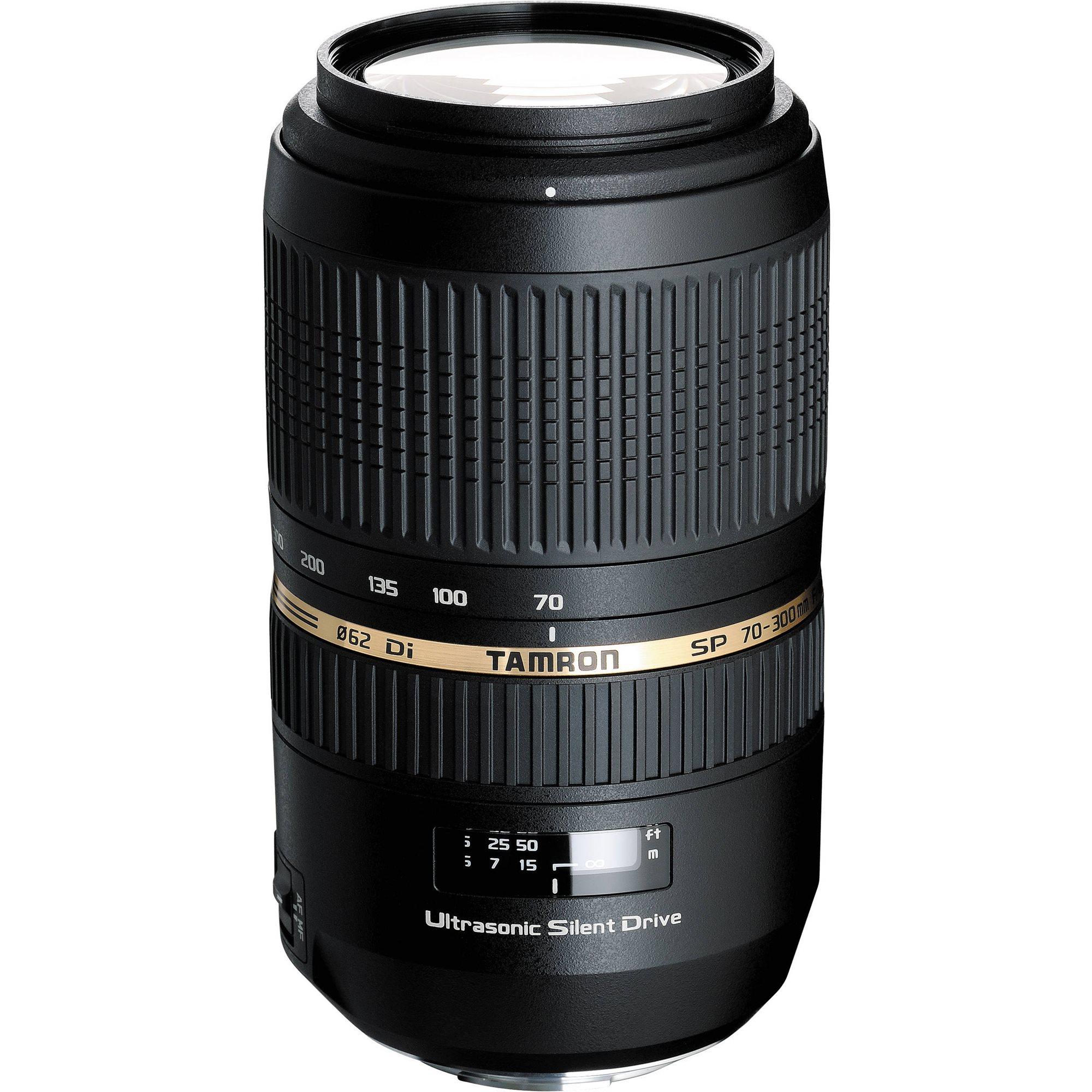 TAMRON SP AF 70-300mm F/4-5.6 Di - Sony