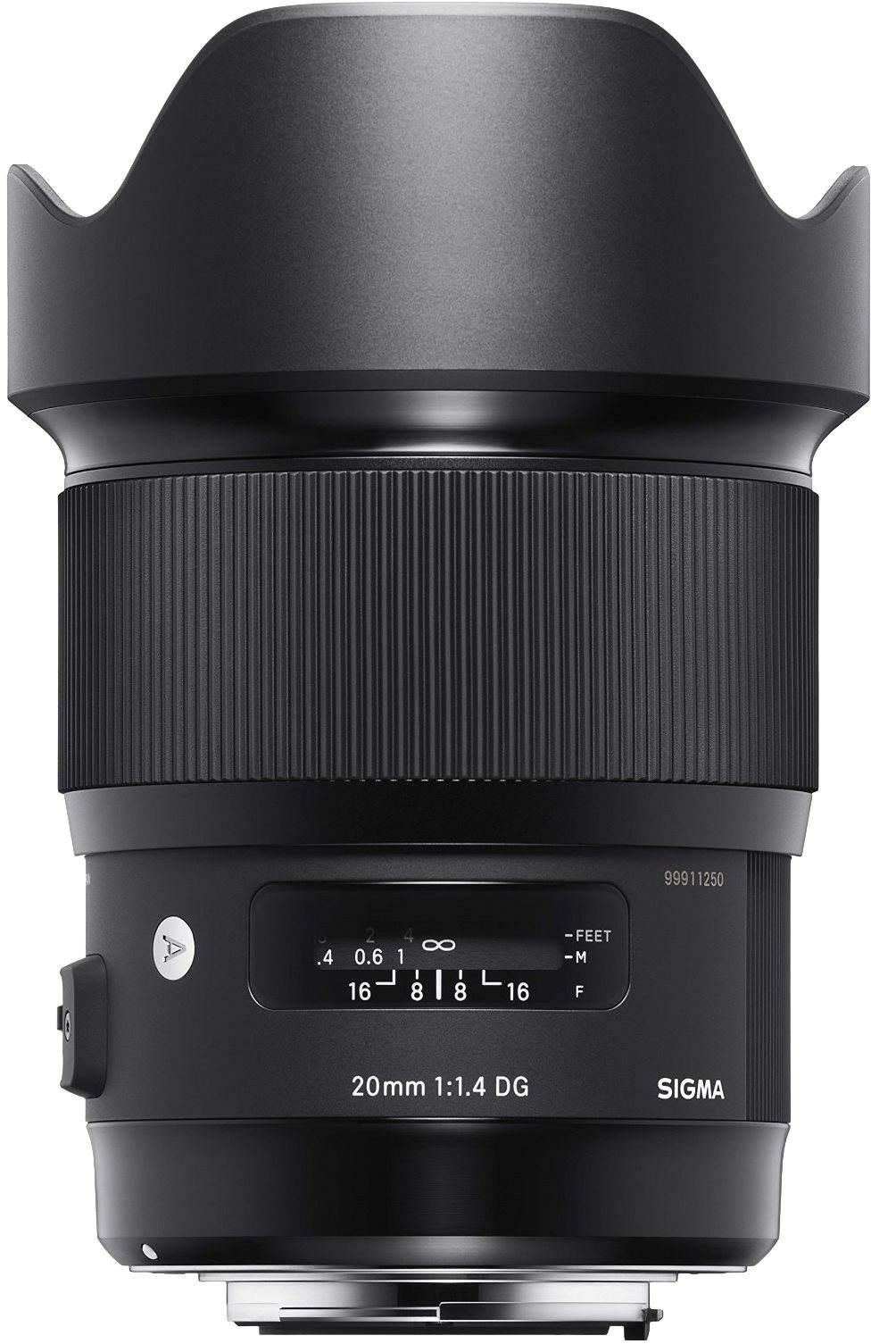 SIGMA 20 mm f/1.4 DG HSM ART Canon objektív