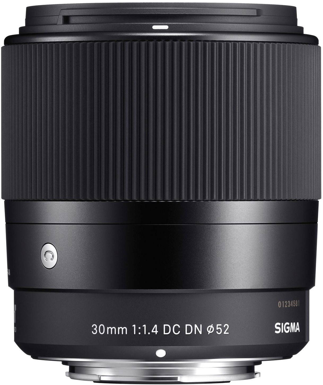 SIGMA 30 mm F/1.4 DC DN Contemporary Sony
