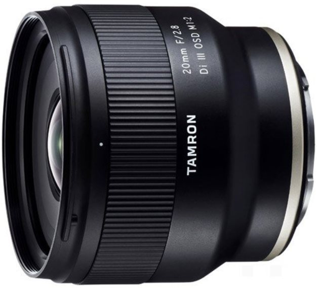 Tamron AF 20mm f/2.8 Di III OSD MACRO 1:2 Sony FE-hez