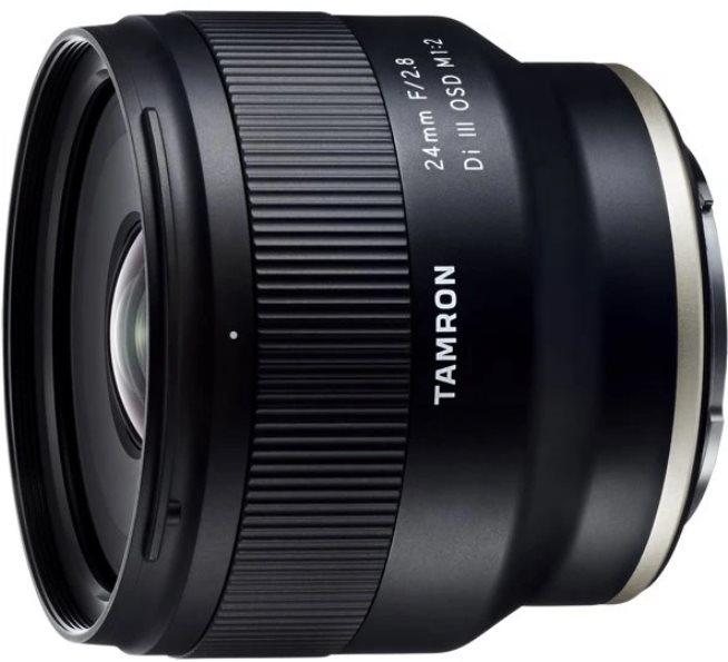 Tamron AF 24mm f/2.8 Di III OSD MACRO 1:2 Sony FE-hez