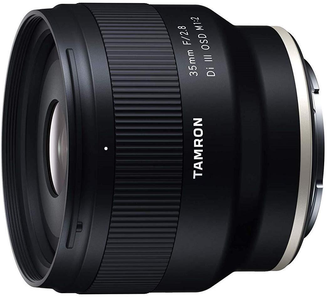 Tamron AF 35mm f/2.8 Di III OSD MACRO 1:2 Sony FE-hez