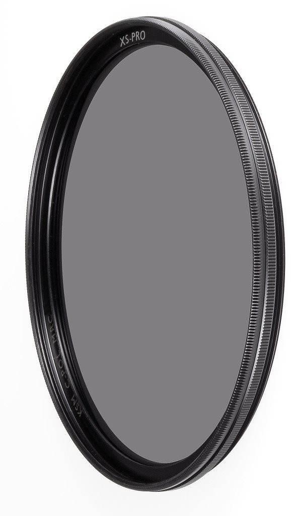 B+W cirkuláris 62mm C-POL Käsemann MRC Nano XS-Pro HTC