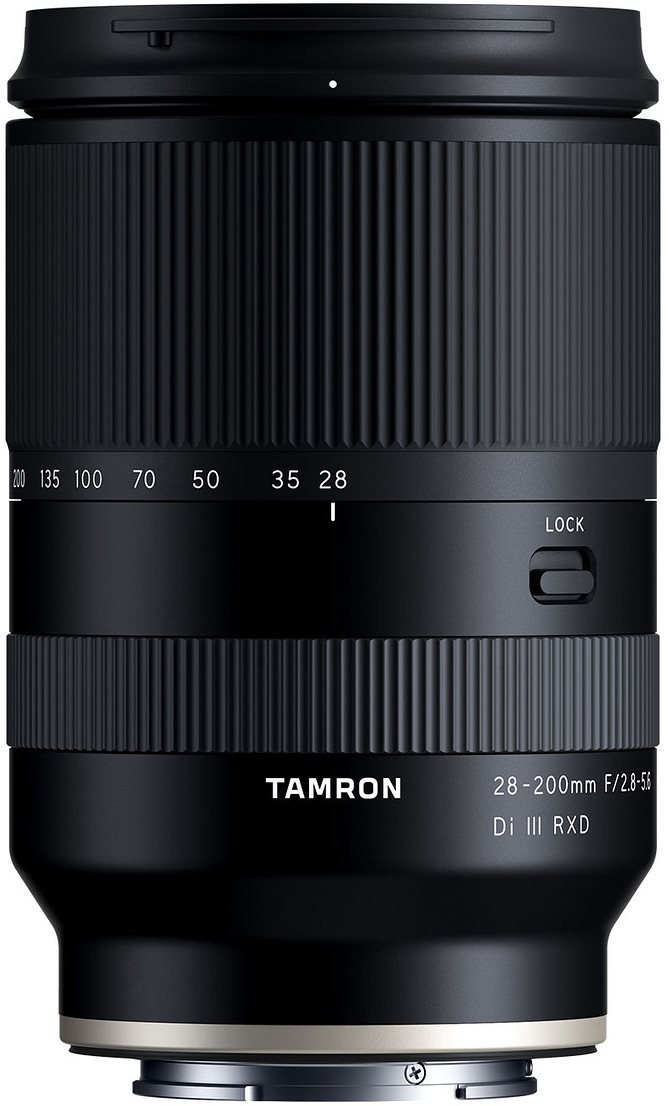 Tamron 28-200mm f/2,8-5,6 Di III RXD
