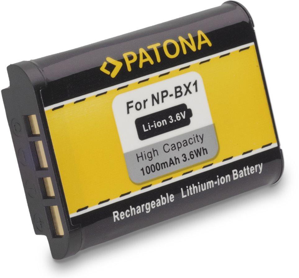 PATONA a Sony NP-BX1 1000mAh Li-Ion készülékhez