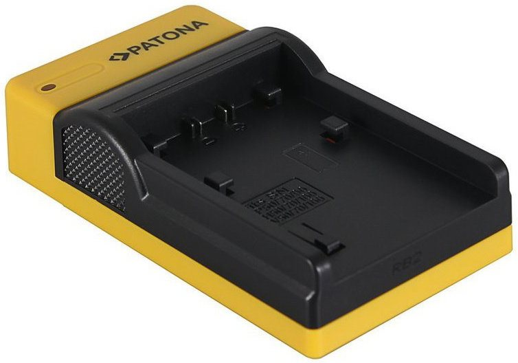 PATONA Fotó Sony NP-FP50/NP-FH50/70 slim, USB