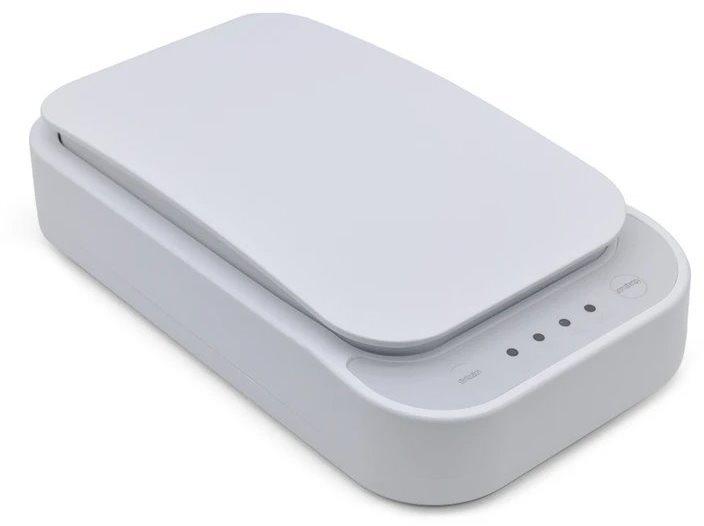 PATONA UV fertőtlenítő mobiltelefonokhoz és apró tárgyakhoz (fehér)