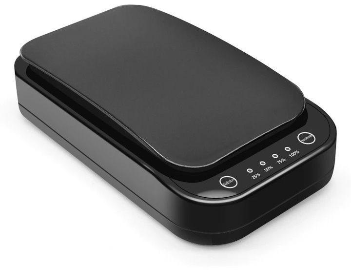 PATONA UV fertőtlenítő mobiltelefonokhoz és apró tárgyakhoz (fekete)