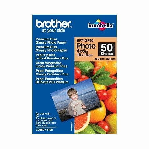 Brother Premium Glossy BP71GP50