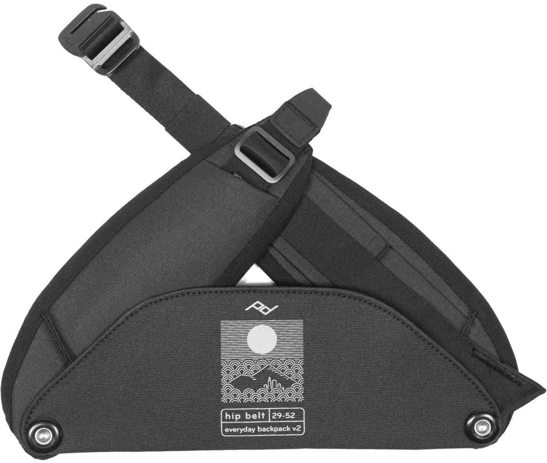 Peak Design Everyday Hip Belt v2 - Nagy - Fekete