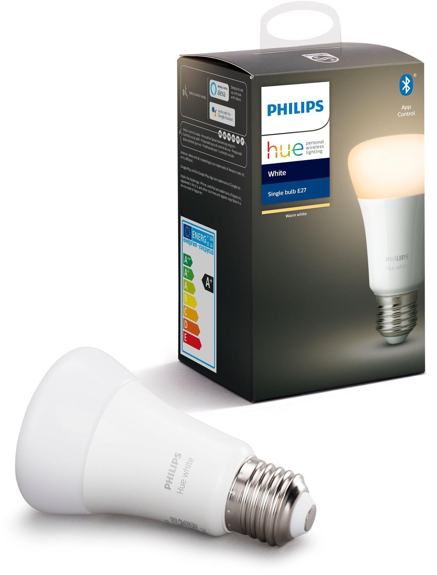 Philips Hue White 9W E27