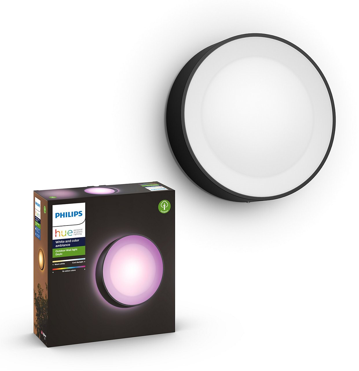 Philips Hue White and Color Ambiance Daylo 17465/30/P7